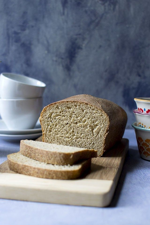 Wholegrain Bread Recipe Recipe | HeyFood — heyfoodapp.com