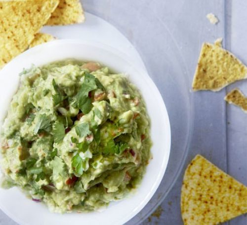 Best Ever Chunky Guacamole Recipe   HeyFood — heyfoodapp.com