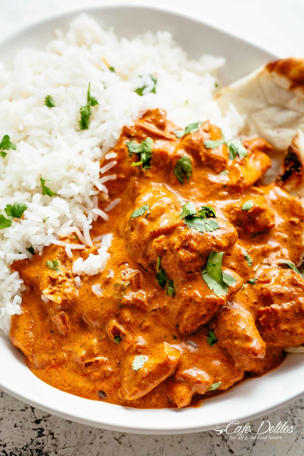 Chicken Tikka Masala Recipe | HeyFood — heyfoodapp.com