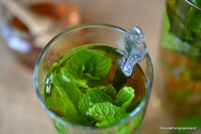 Sweet Moroccan Mint Tea Recipe | HeyFood — heyfoodapp.com
