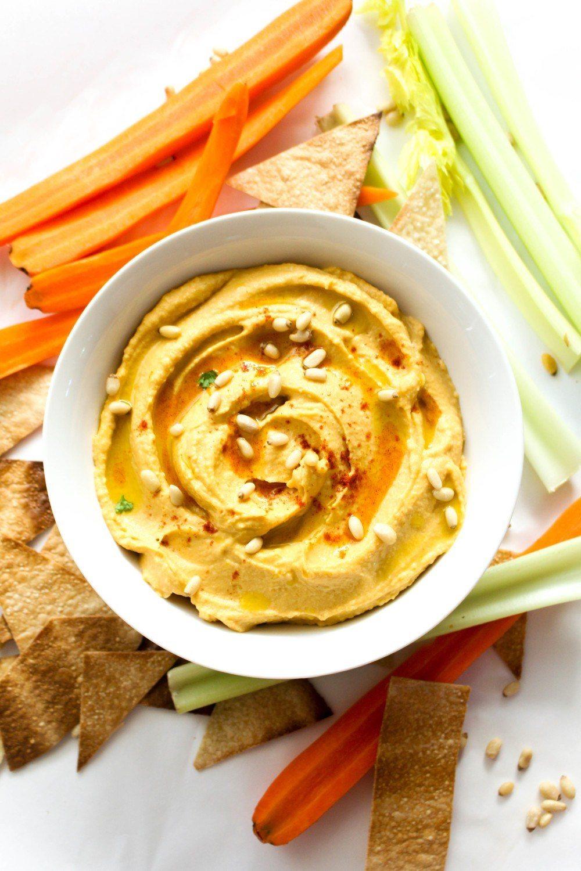 Sweet Potato Hummus Recipe | HeyFood — heyfoodapp.com