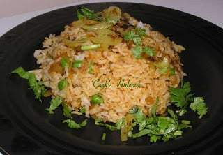 Onion Rice Recipe | HeyFood — heyfoodapp.com
