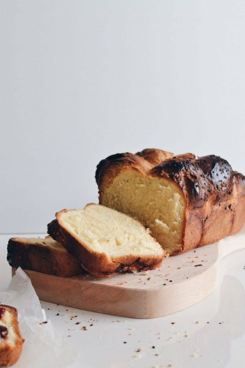 Pan brioche Recipe | HeyFood — heyfoodapp.com