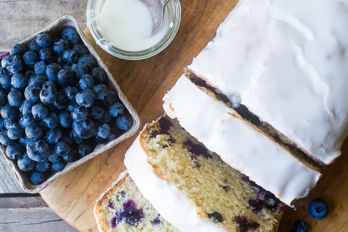 Blueberry Lemon Pound Cake Recipe | HeyFood — heyfoodapp.com