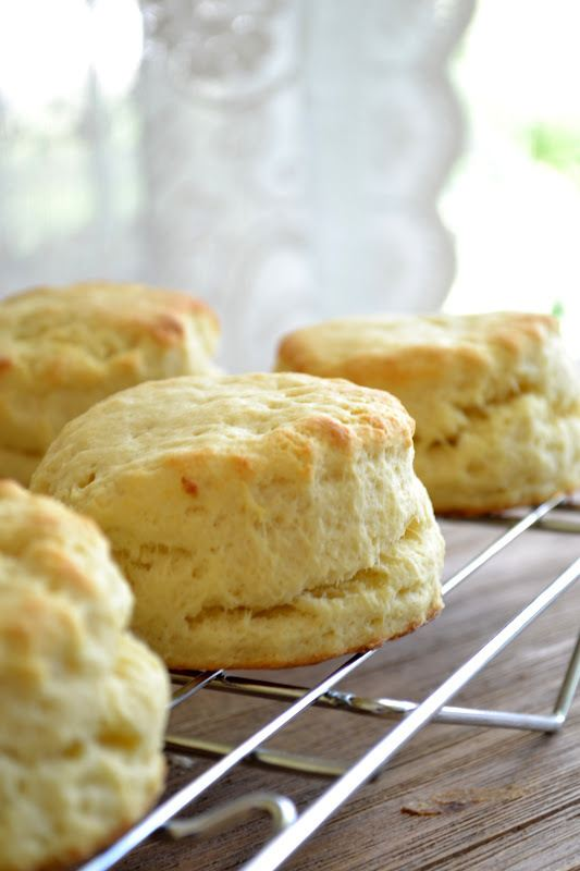 Down Home Sweet Potato Biscuits with Country Gravy Recipe | HeyFood — heyfoodapp.com