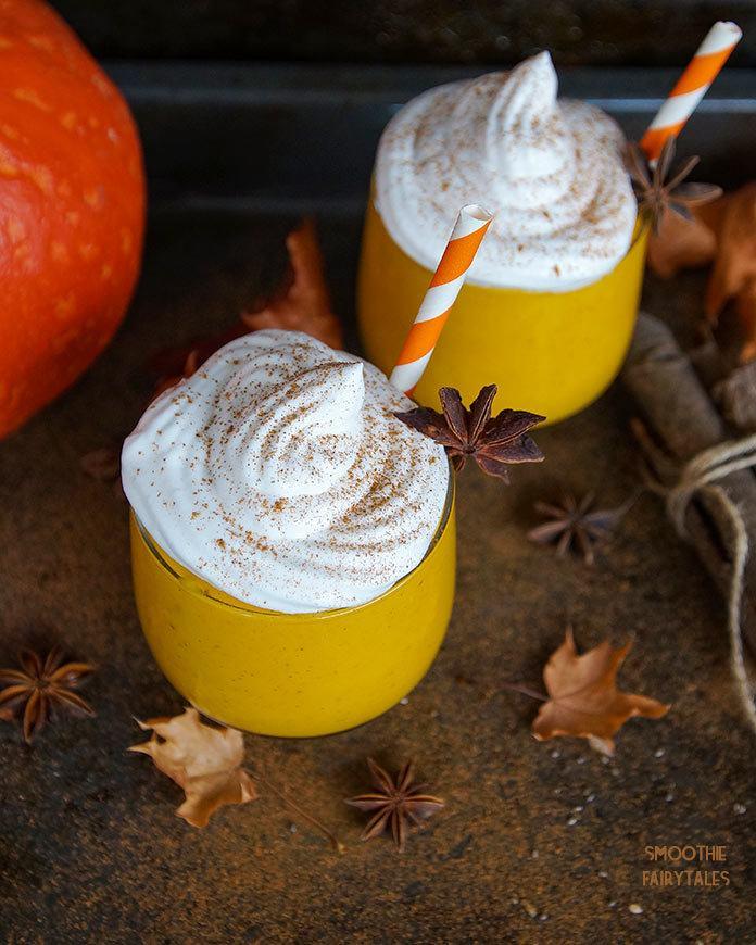Super Delicious Pumpkin Pie Smoothie Recipe | HeyFood — heyfoodapp.com