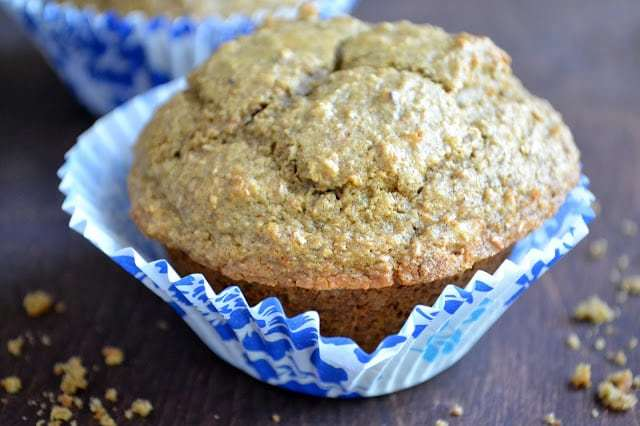 Multi Grain Raisin Walnut Bran Muffins Recipe | HeyFood — heyfoodapp.com