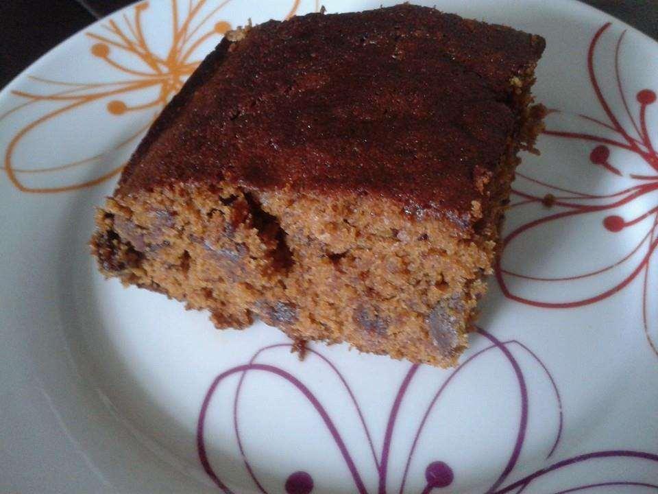Date Loaf Cake Recipe | HeyFood — heyfoodapp.com