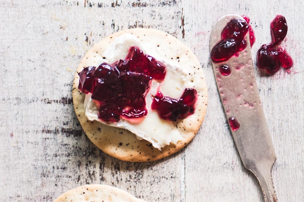 Red Wine Jelly Recipe | HeyFood — heyfoodapp.com