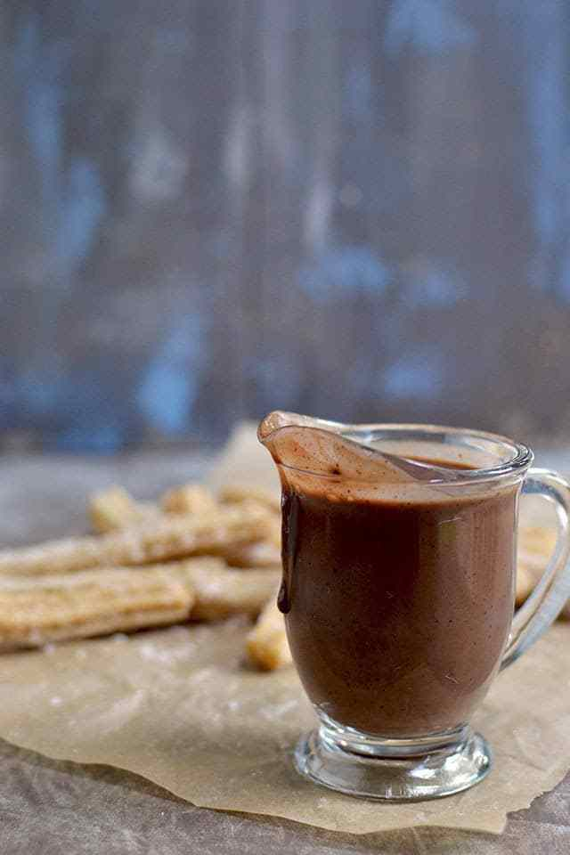 Chocolate Para Churros Recipe | HeyFood — heyfoodapp.com