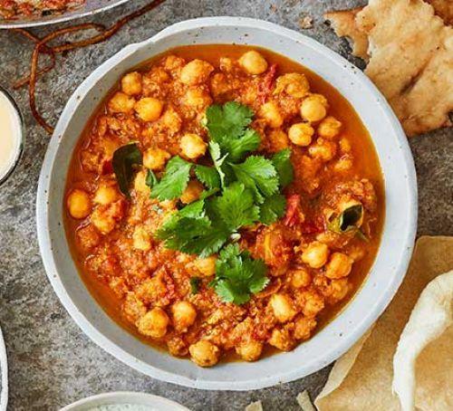 Chana Masala Recipe | HeyFood — heyfoodapp.com