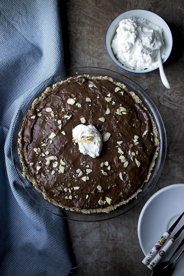 Mocha Cream Pie Recipe | HeyFood — heyfoodapp.com