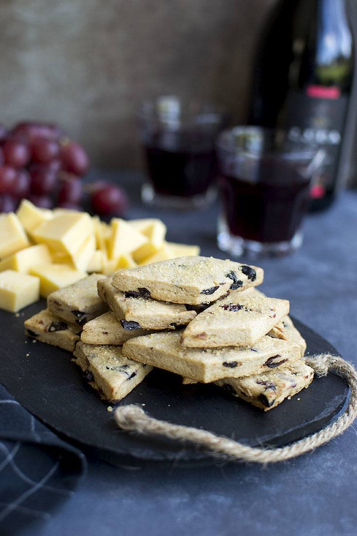 Dried Fruit Crackers Recipe | HeyFood — heyfoodapp.com