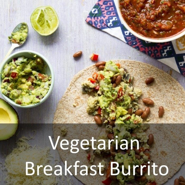 Breakfast Burrito Recipe | HeyFood — heyfoodapp.com
