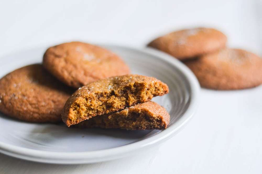 Gingerbread Snickerdoodles Recipe | HeyFood — heyfoodapp.com