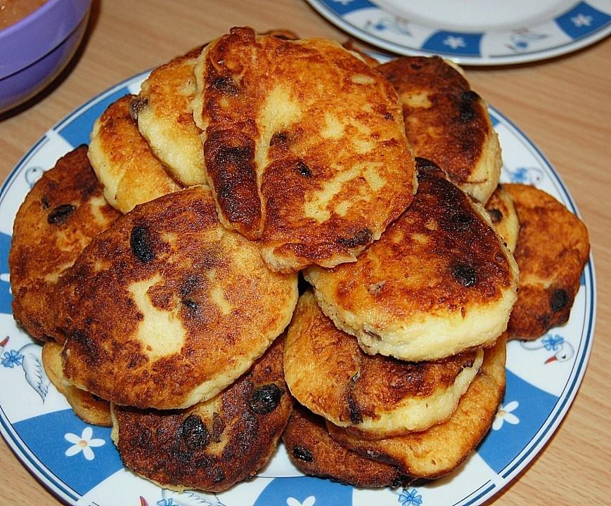 Omis sächsische Quarkkäulchen Recipe | HeyFood — heyfoodapp.com