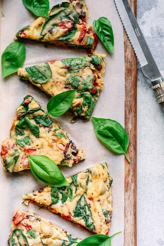 Pizza Pancake Recipe Recipe | HeyFood — heyfoodapp.com