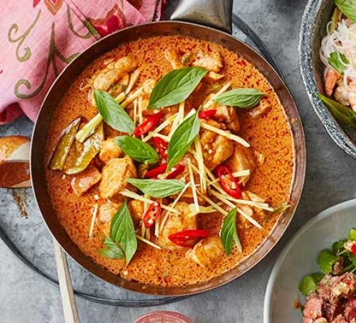 Thai Red Curry Recipe | HeyFood — heyfoodapp.com