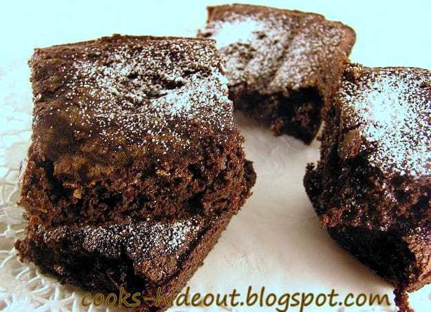 Vegan Chocolate Brownies Recipe | HeyFood — heyfoodapp.com