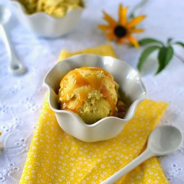 Mango Gelato Recipe | HeyFood — heyfoodapp.com