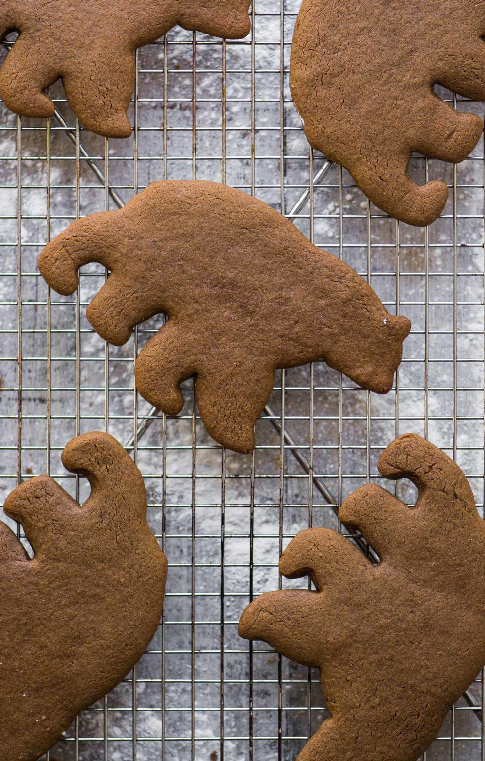 Easy Gingerbread Cookies with Royal Icing Recipe | HeyFood — heyfoodapp.com
