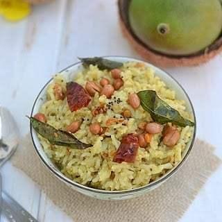 Mango Masala Rice Recipe | HeyFood — heyfoodapp.com