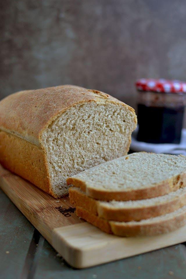 Basic Sourdough Bread Recipe   HeyFood — heyfoodapp.com