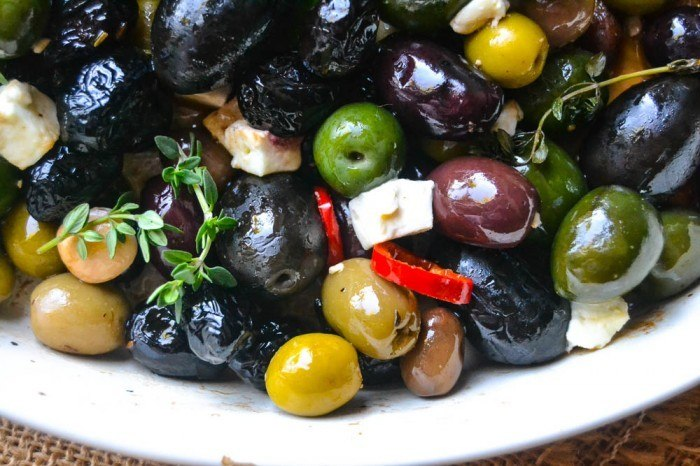 Effortless Entertaining: Roasted Olives Recipe | HeyFood — heyfoodapp.com