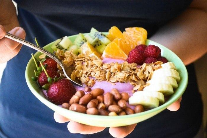 Breakfast Smoothie Bowl Recipe | HeyFood — heyfoodapp.com