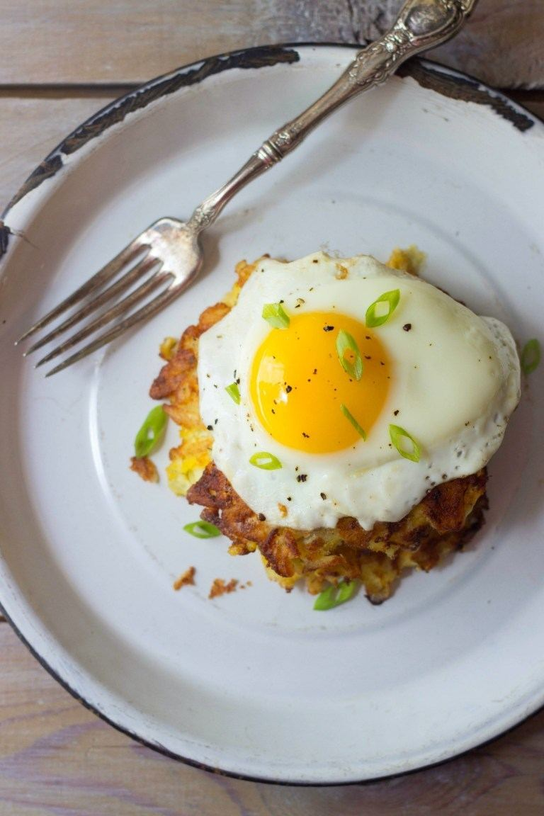 Crispy Hash Brown Haystacks Recipe | HeyFood — heyfoodapp.com