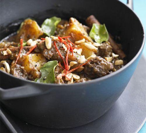 Beef Massaman Curry Recipe   HeyFood — heyfoodapp.com