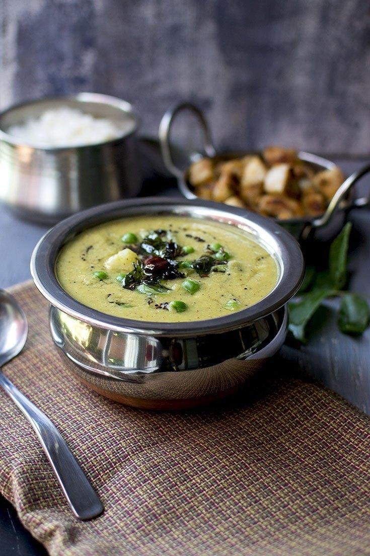 Mysore Kuzhambu Recipe | HeyFood — heyfoodapp.com
