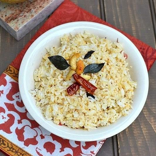 Sesame Rice (Nuvvulannam/ Ellu Saadam) Recipe | HeyFood — heyfoodapp.com
