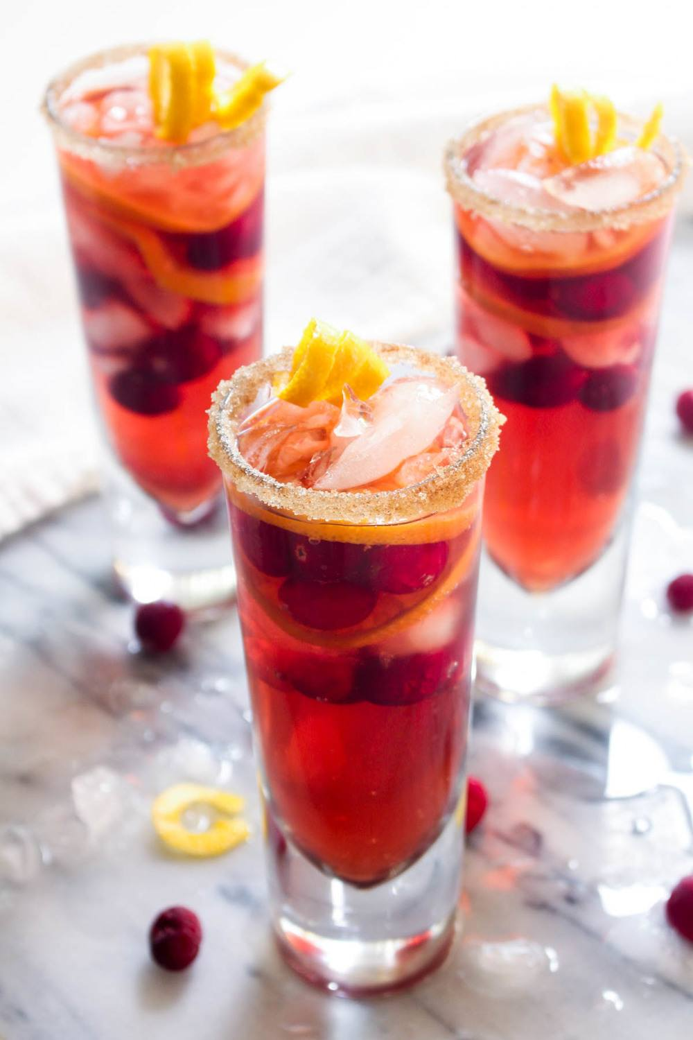 Cranberry Orange Kombucha Recipe | HeyFood — heyfoodapp.com