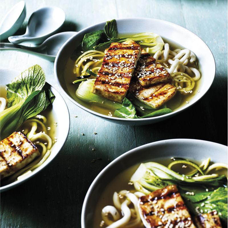 Tofu Pho Recipe | HeyFood — heyfoodapp.com
