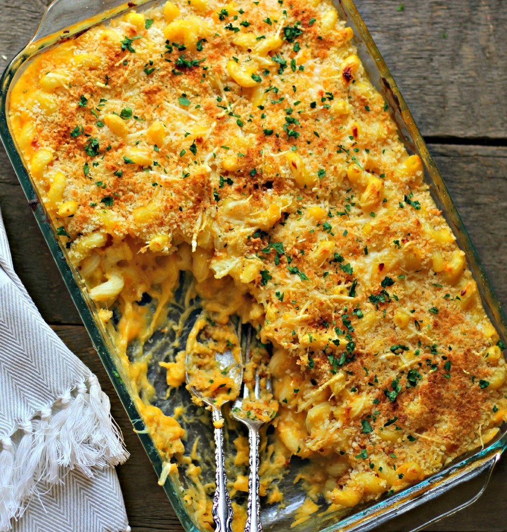 Butternut Squash Mac & Cheese Recipe | HeyFood — heyfoodapp.com