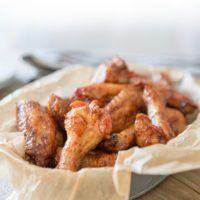 Sweet And Sticky Chicken Wings Recipe | HeyFood — heyfoodapp.com