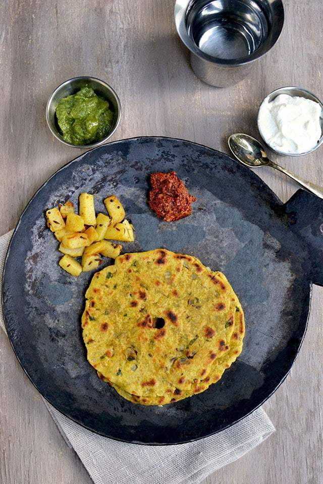 Thalipeeth Recipe | HeyFood — heyfoodapp.com