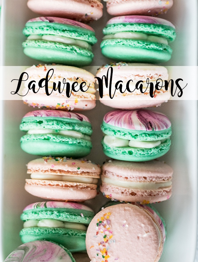 Laudree Macaron Recipe (and VIDEO!) Recipe | HeyFood — heyfoodapp.com