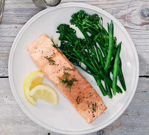 Baked Salmon Recipe | HeyFood — heyfoodapp.com