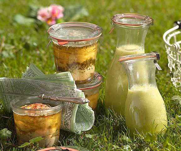 Gaspacho De Concombre Recipe | HeyFood — heyfoodapp.com