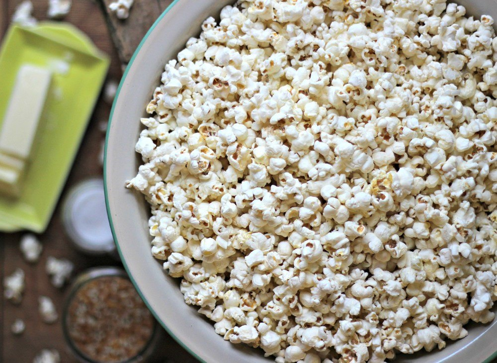 Stove-Top Popcorn Recipe | HeyFood — heyfoodapp.com