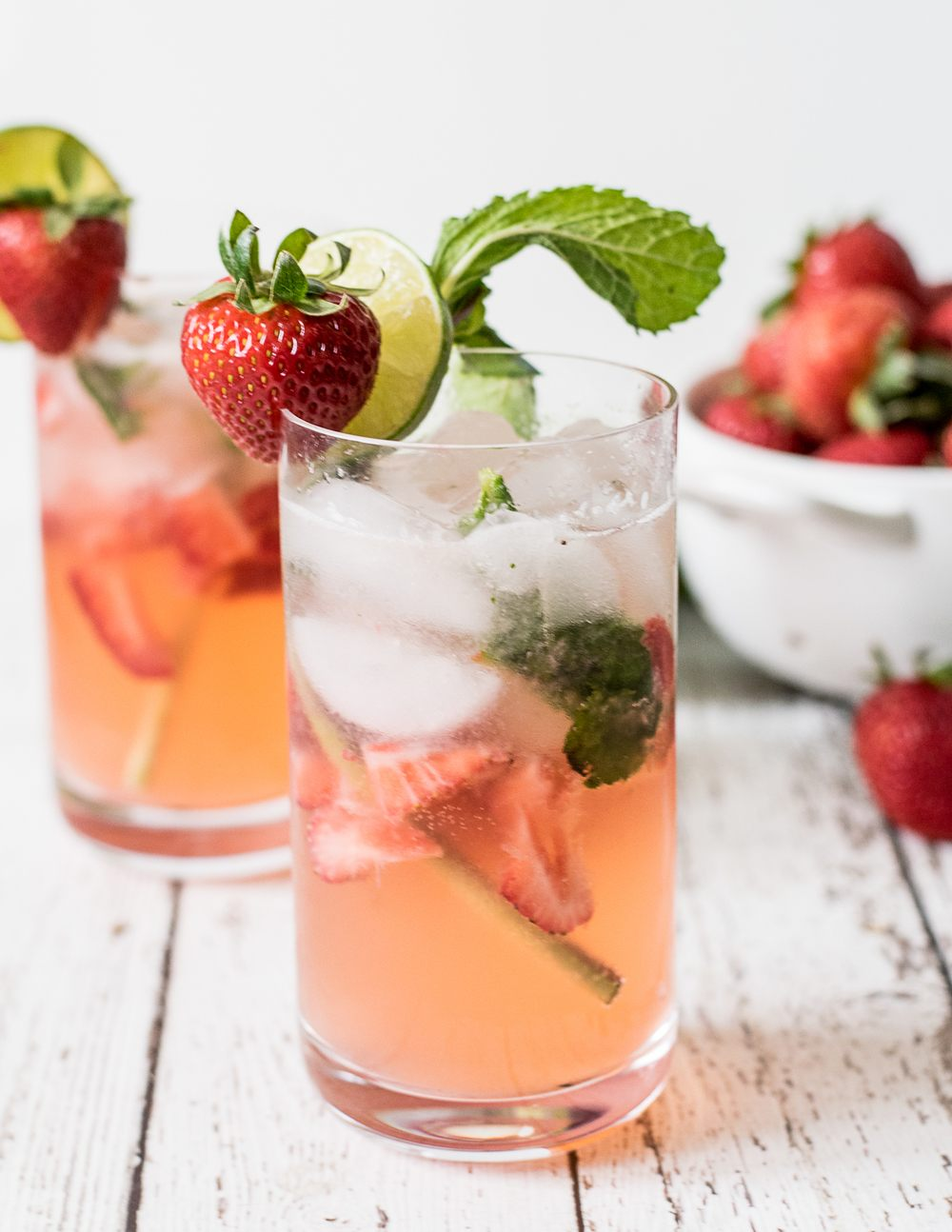 Strawberry Mojito Recipe Recipe | HeyFood — heyfoodapp.com