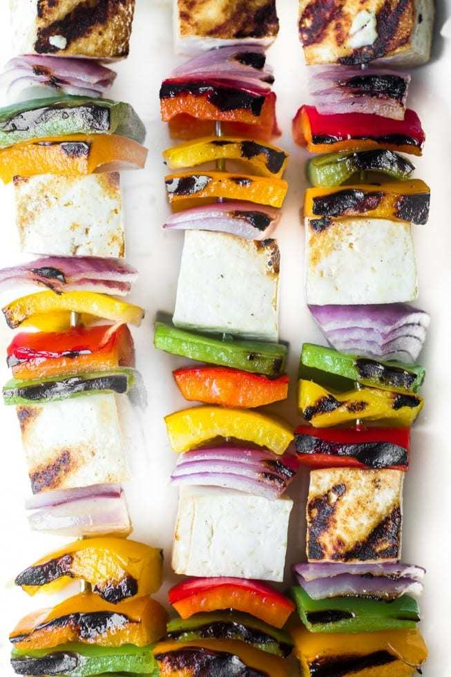 Tofu Skewers Recipe | HeyFood — heyfoodapp.com