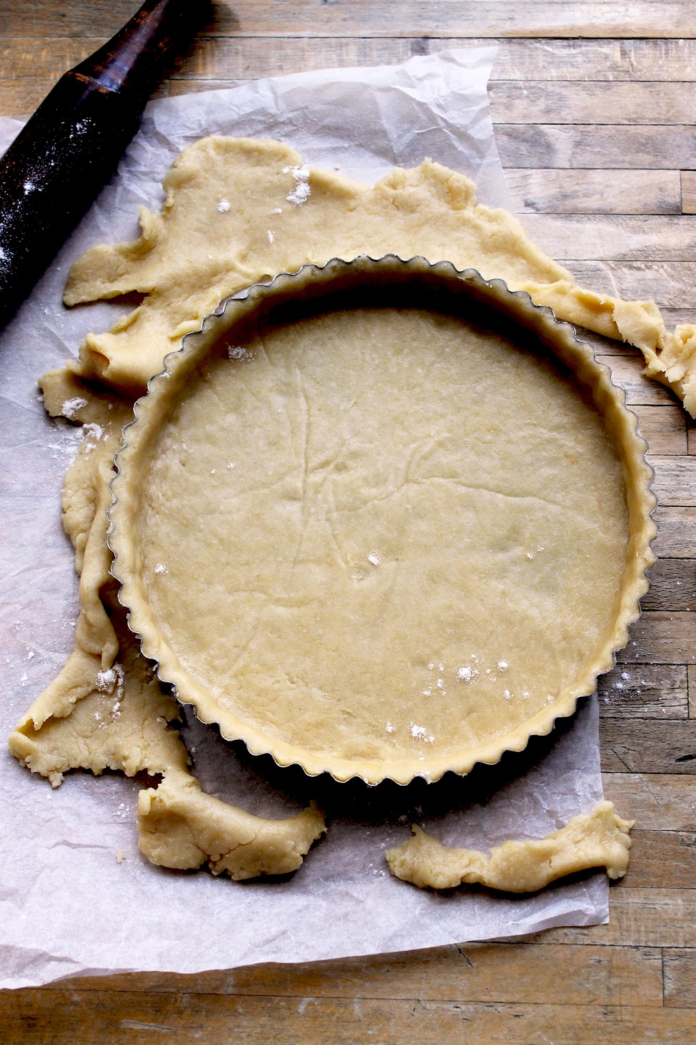 Easy Shortcrust Pastry Recipe | HeyFood — heyfoodapp.com