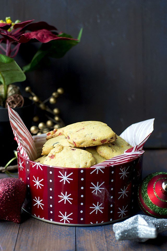 Tutti Fruity Cookies Recipe | HeyFood — heyfoodapp.com