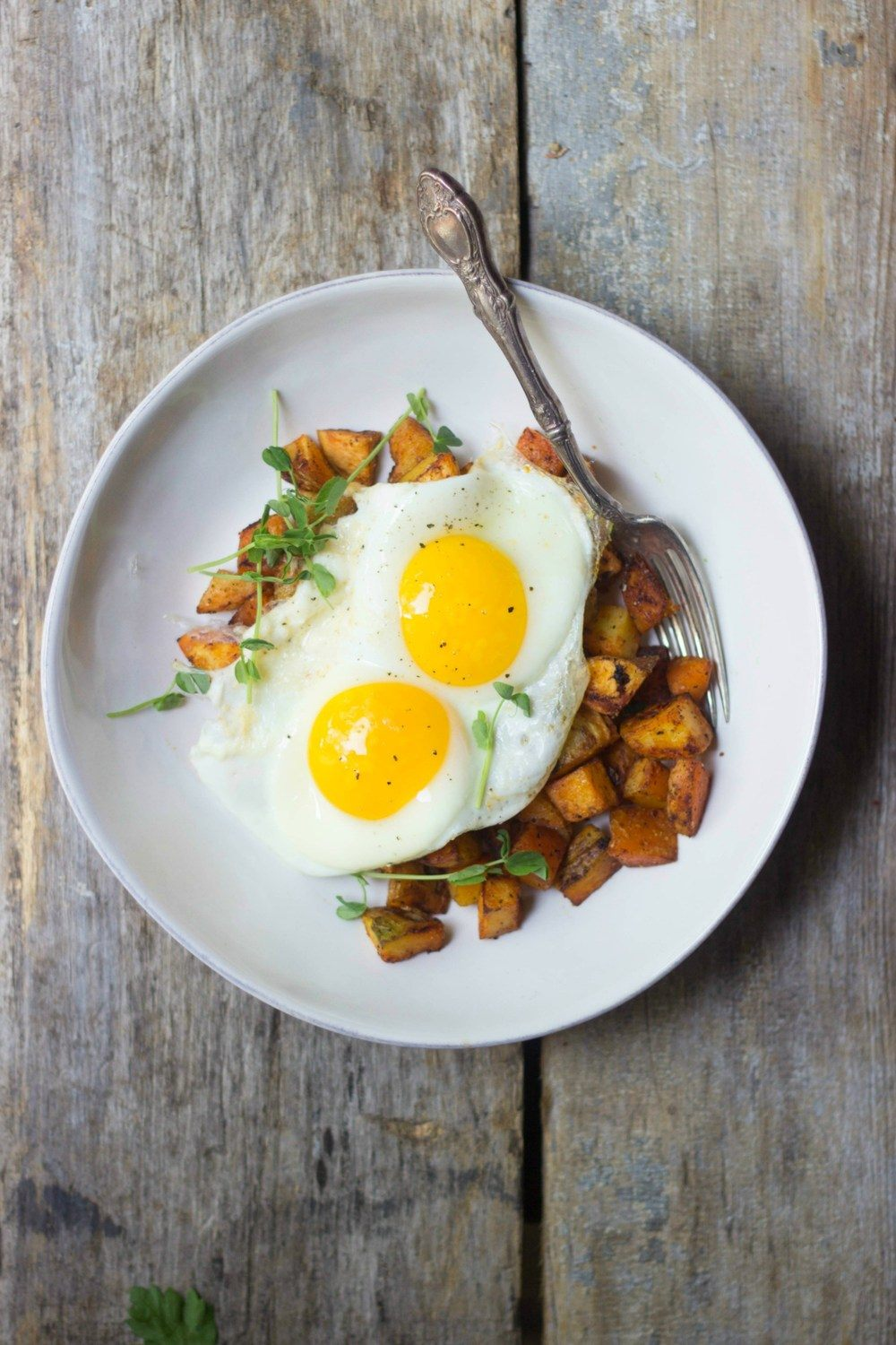 Crispy Breakfast Potatoes Recipe | HeyFood — heyfoodapp.com