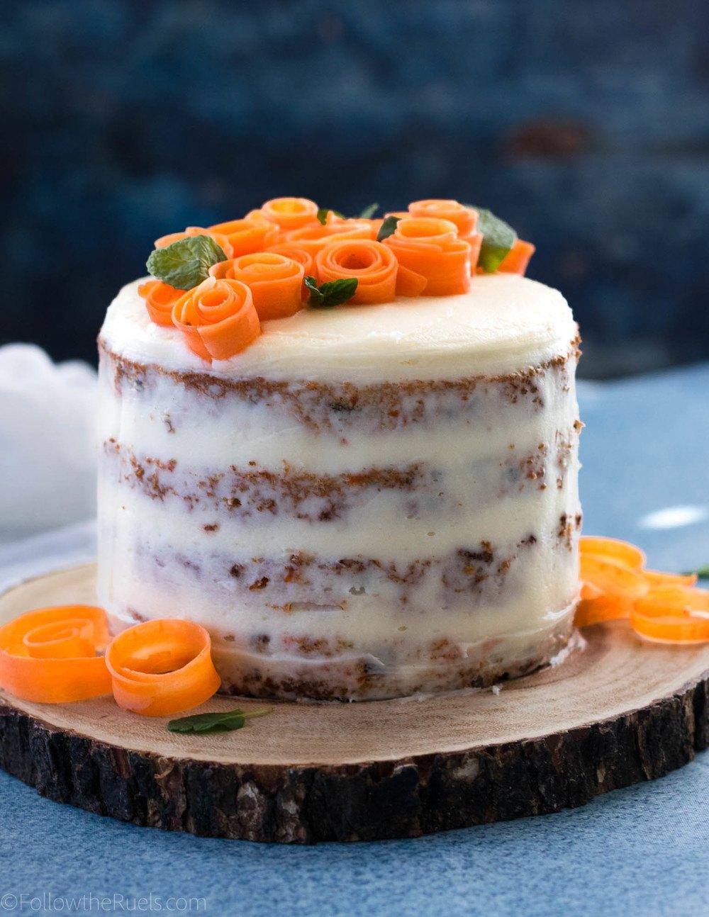 The Best Ever Carrot Cake Recipe | HeyFood — heyfoodapp.com