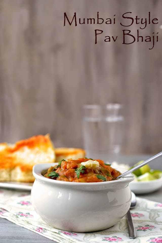 Mumbai Style Pav Bhaji Recipe | HeyFood — heyfoodapp.com