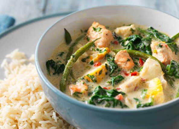 Thai Green Fish Curry Recipe | HeyFood — heyfoodapp.com